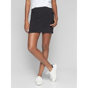 Athleta Chelsea Cargo Skirt Black